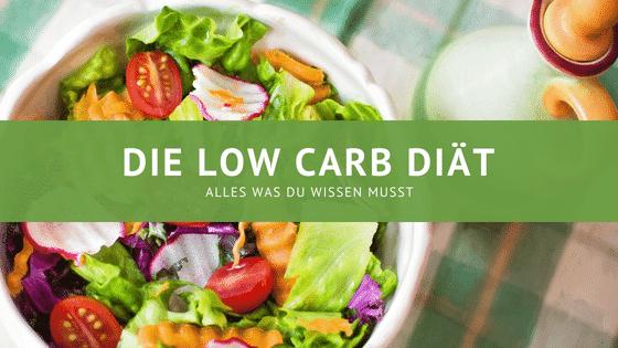 Die Low Carb Diät – Lass die Kohlenhydrate weg
