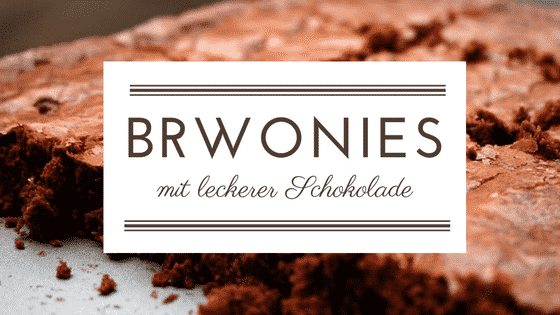 Low Carb Rezept: Schokoladen Brownies