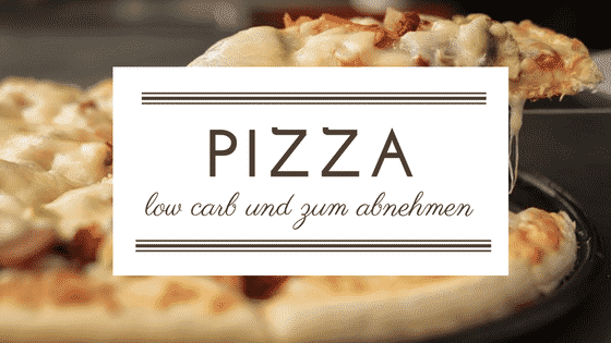Low carb Pizza – Die leckere Alternative