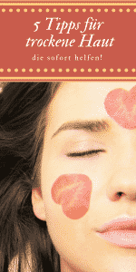 5 Tipps für trockene Haut
