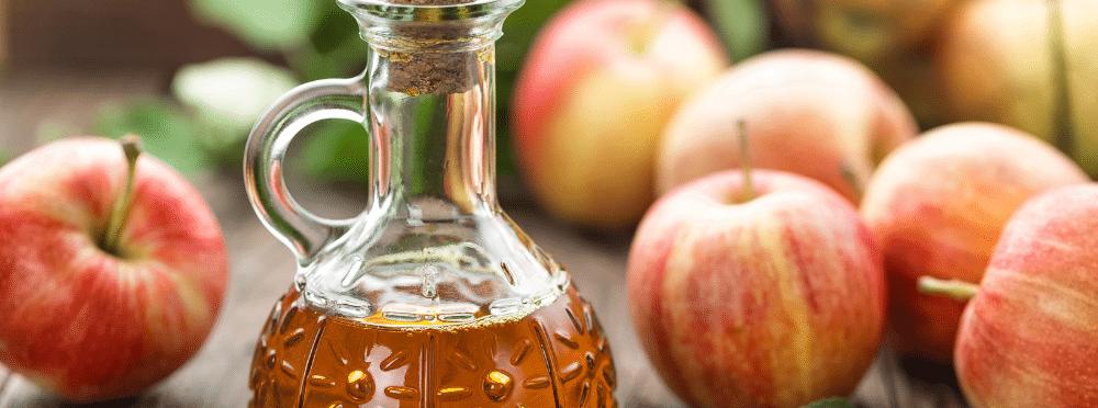Fettvernichtender Apfelessig