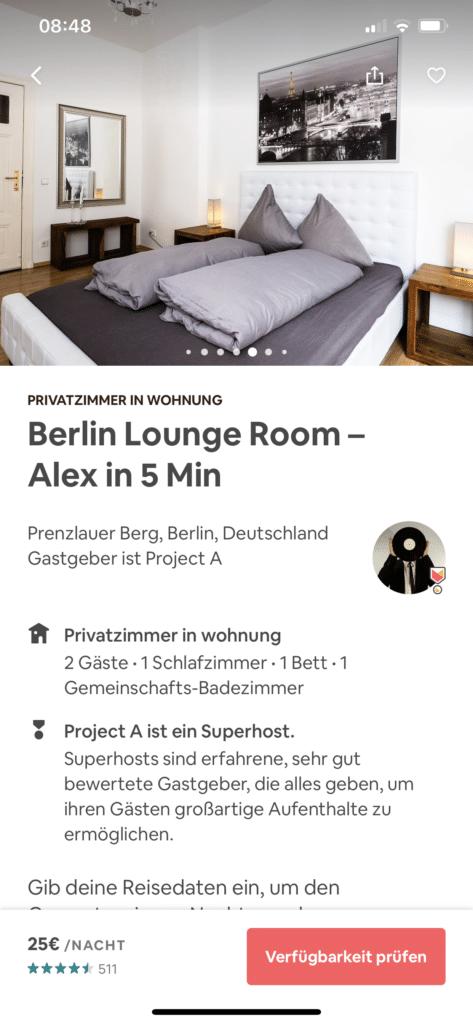 Kostenloses Reiseguthaben Bei Airbnb 1 Kostenlose übernachtung