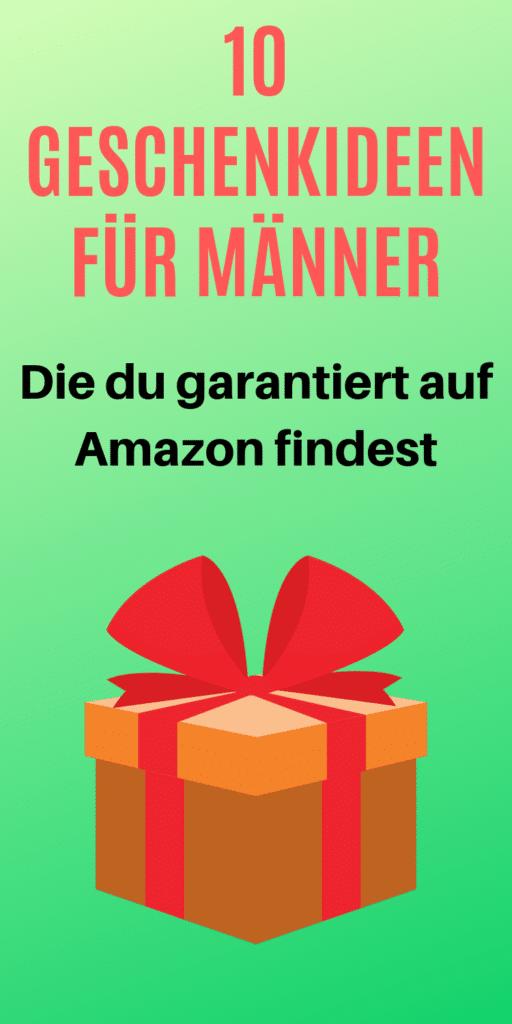 Die 10 besten Amazon Geschenkideen für Männer - Lebensheld