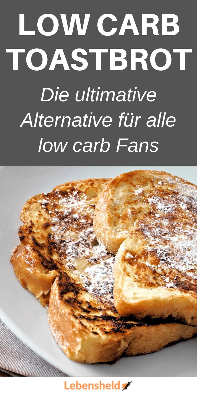 low carb Toastbrot