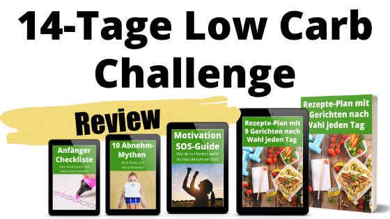 Low Carb Challenge Review – Schnell Abnehmen