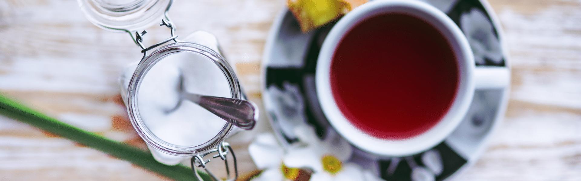 Welche Vorteile hat roter Tee, um Gewicht zu verlieren?
