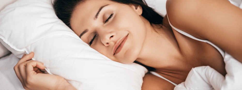 TRICK: Einschlafen in 6 Minuten