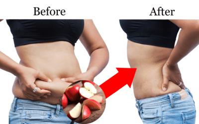 -5 Kilo in 7 Tagen mit der Apfeldiät