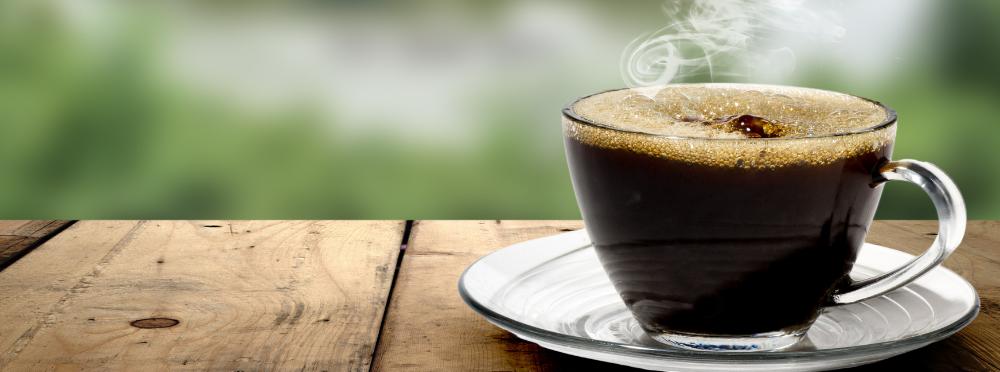 Dunkler Anti-Fett Kaffee